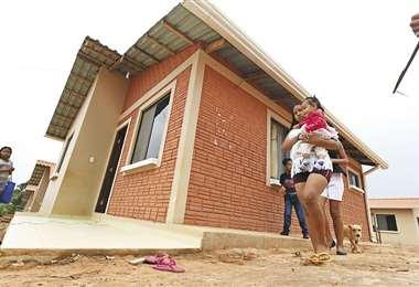 Los jóvenes podrán acceder a un nuevo programa de vivienda social. El Gabinete prepara la normativa. Foto: ABI NOTICIAS