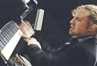 Esta noche, el respetado pianista tocará una de las piezas musicales más sublimes del acervo español. Foto: Aida Zuazo D.