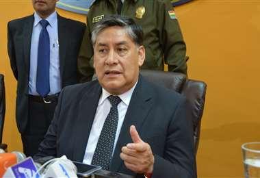 El titular del Ministerio Público se pronunció ante los hechos de violencia I Foto: archivo.