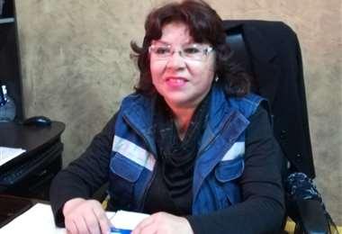 La directora general del Trabajo hizo conocer el comunicado por Todos Santos.