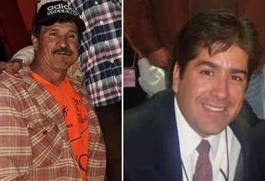 Salvatierra y Terrazas fallecieron en los enfrentamientos ocurridos en Montero