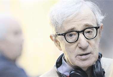 Woody Allen y la productora Amazon están en guerra, con las acusaciones por abusos sexuales y el movimiento #MeToo como trasfondo. El cineasta acaba de terminar el rodaje de Rifkin's Festival