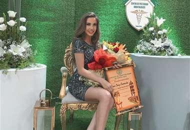 Iciar Díaz, mejor sonrisa del año 2019