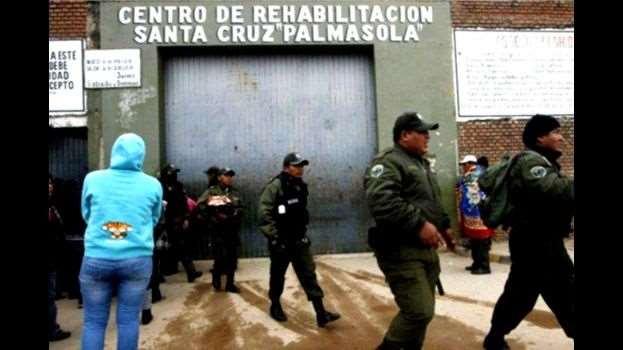 El hombre se encuentra al interior de la cárcel de Palmasola I Foto: referencial.