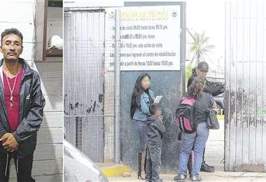 El interno mexicano Miguel Angel Arano, condenado a 27 años de cárcel, será cautelado. Foto: ELDEBER