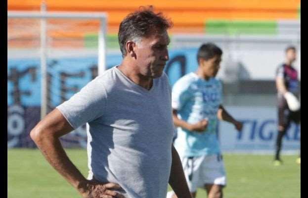 Marcos Ferrufino técnico de Real Potosí