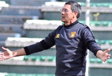 Soria entrenador del Tigre