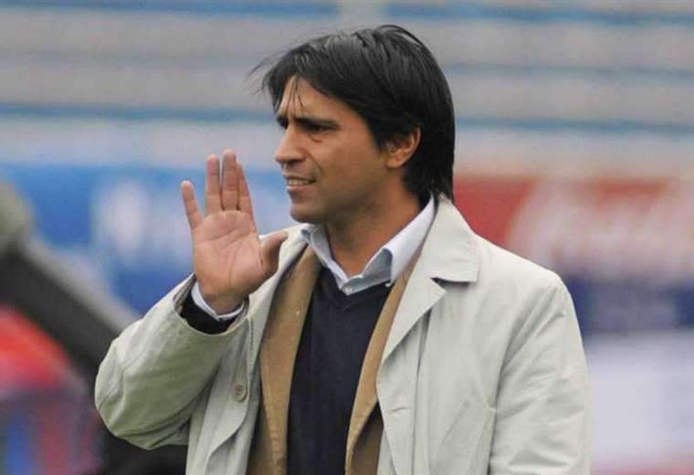 Tabaré Silva, técnico del Deportivo Cuenca. Foto: Internet