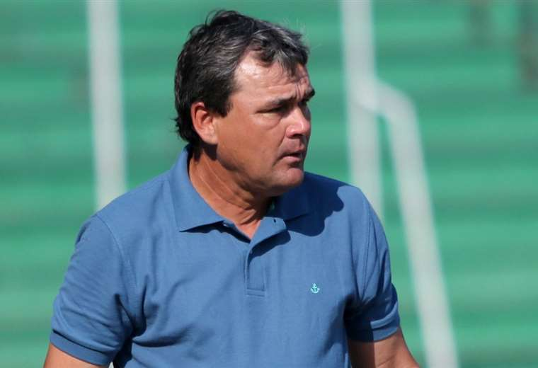 Tucho Antelo confía en que Sport Boys zafará el descenso en esta temporada. Foto. Archivo