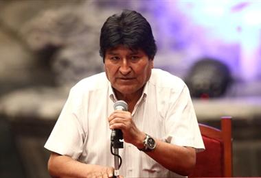 El mandatario se encuentra asilado en México I Foto: redes sociales.