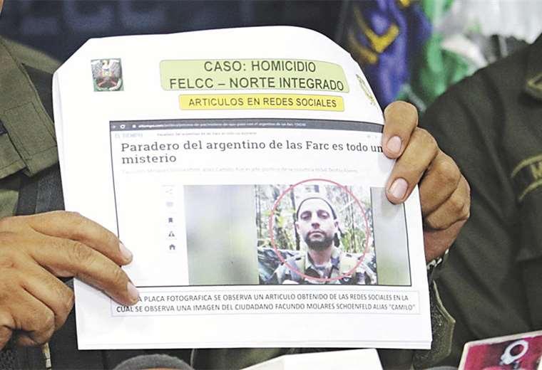 Primeros datos de la Policía sobre la presencia de las FARC en Bolivia