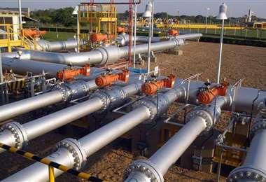 En Brasil señalan que GNL puede sustituir el gas boliviano. Foto Globo