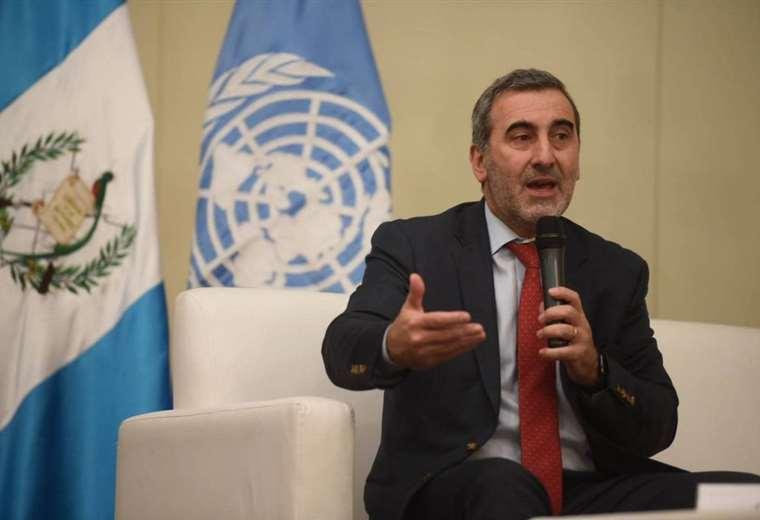 El integrante del organismo internacional I Foto: archivo.
