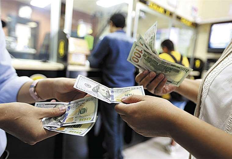 Las remesas llegan sobre todo al eje central de Bolivia con un 86,4%
