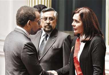 La ministra Lonagaric elevó la queja a la embajada mexicana