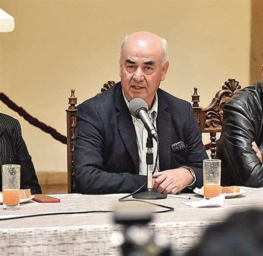 El ministro de Economía dijo que el sistema financiero en el país es sólido.