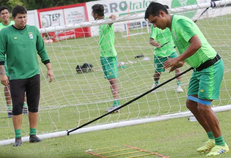 José Alfredo Castillo está cada vez mejor en lo físico en Oriente. Foto: Rolando Villegas