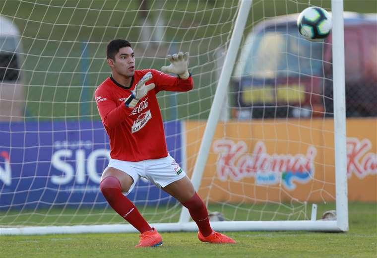 Cordano no juega hace dos meses. Foto: Fuad Landívar