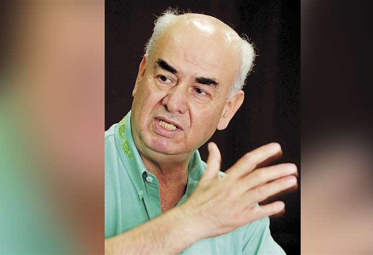 Parada afirmó que se seguirá ejecutando el PGE 2018. Foto: Jorge Uechi