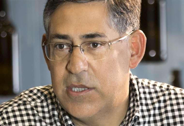 El presidente de la Cámara Nacional de Industrias (CNI), Ibo Blazicevic