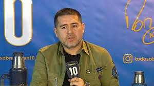 Juan Román Riquelme decidió iniciar su carrera como dirigente en el club de sus amores. Foto: Internet