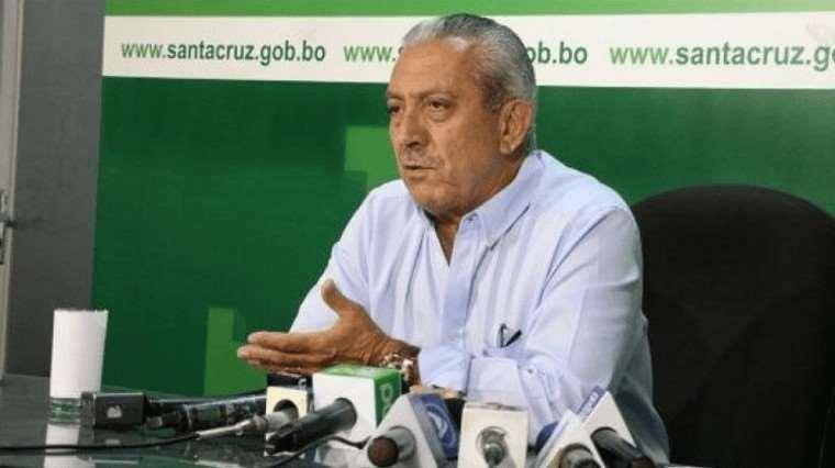 Imagen de Óscar Urenda, secretario de Salud de la Gobernación
