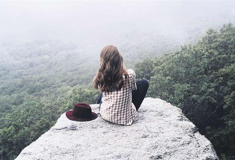 Equilibrio. La soledad es necesaria y saludable, pero hay que saber reconocer cuándo empieza a convertirse en un problema de relacionamiento. Foto: UNSPLASH