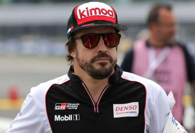 Fernando Alonso, piloto que fue campeón dos veces con Renault. Foto: Internet