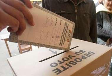 La votación se realizaría a mediados del tercer mes de 2020 I Foto: archivo.
