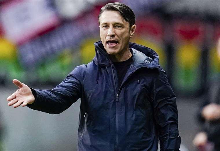 Niko Kovac no va más en el Bayern. Foto: AFP