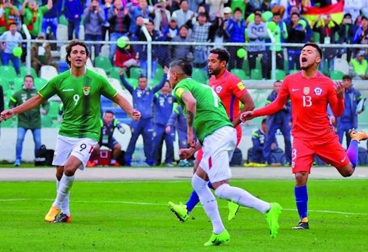 La Verde y la Roja se enfrentaron por última vez, el 5 de septiembre de 2017. Foto: APG