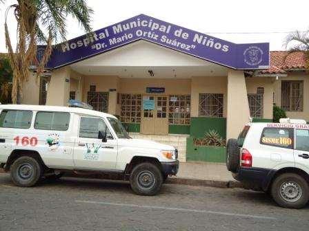 Hospital de Niños, Dr. Mario Ortiz Suárez
