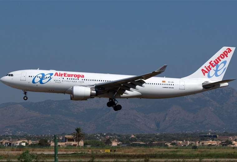 Air Europa será parte del conglomerado IAG