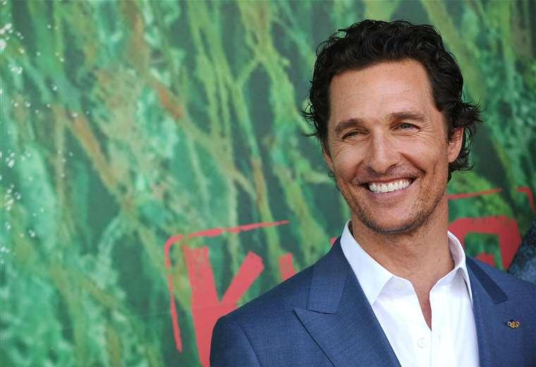 Matthew McConaughey cumplió 50 años el lunes