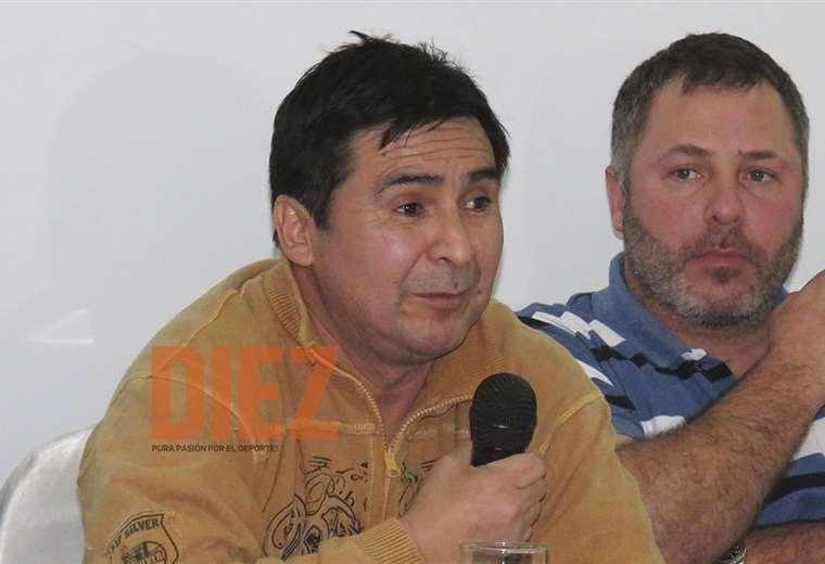 Carlos García, candidato de la presidencia de San José. Foto: DIEZ