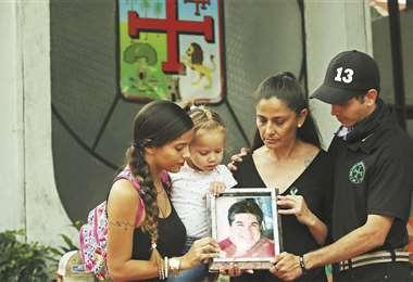 En el Comité la familia de Terrazas recordó sus acciones y su vida