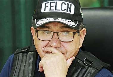 El exjefe de la Felcn, coronel Maximiliano Dávila, será investigado