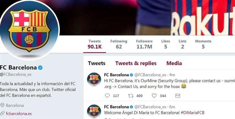 El Barcelona es uno de los clubes con mayor cantidad de seguidores en el mundo. Foto. Internet