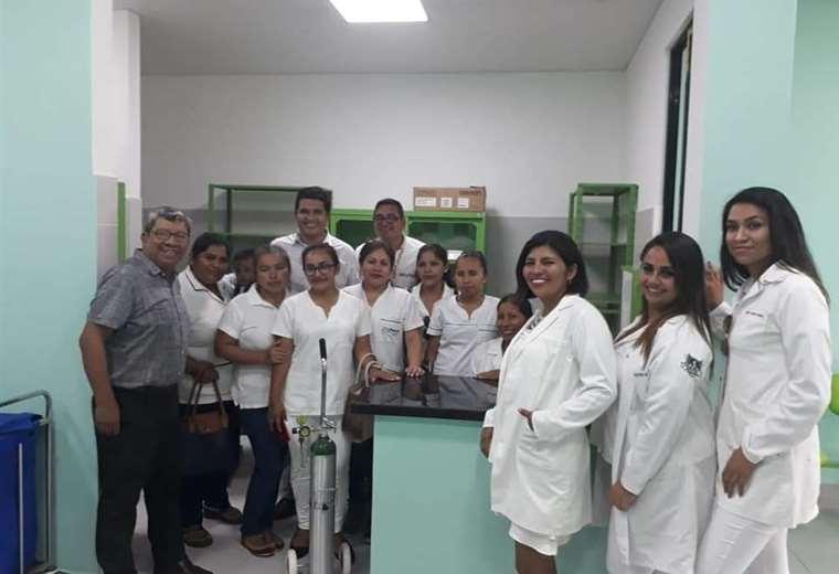 Centro materno infantil de Concepción