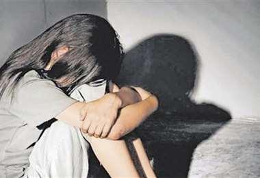 El delito de violación a niño, niña y adolescente tiene una pena máxima de 25 años de privación de libertad. Foto: FISCALÍA