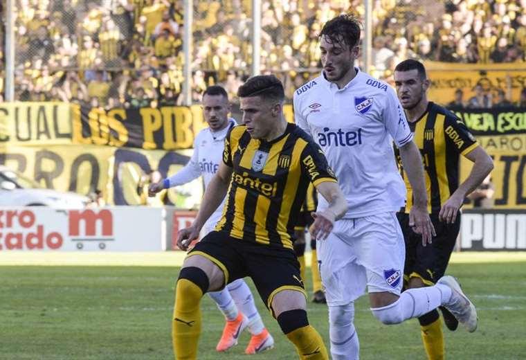 El clásico uruguayo se jugará este miércoles en Montevideo. Foto. Internet
