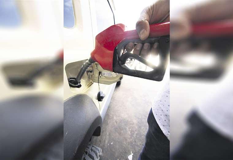 El PGE tiene previsto $us 3.000 millones para importar combustibles