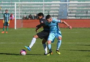 El partido se juega en el Hernando Siles