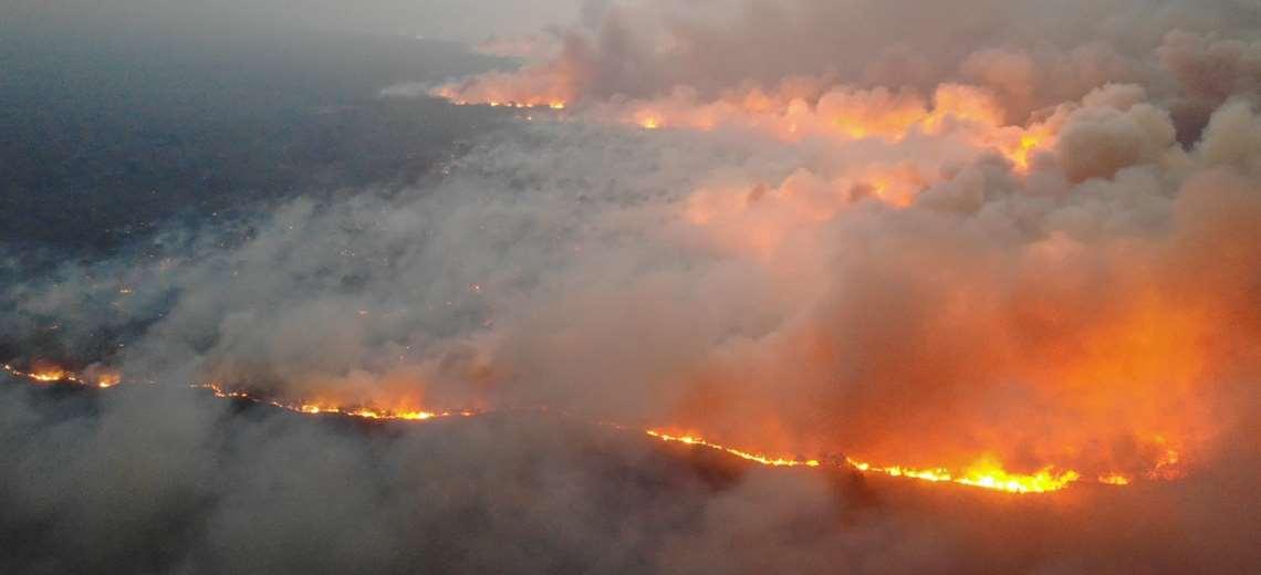 El incendio de la Chiquitania figura entre los desastres más devastadores de 2019 | EL DEBER