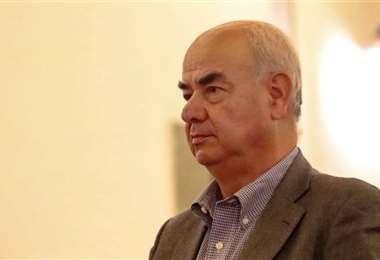 José Luis Parada (Internet)