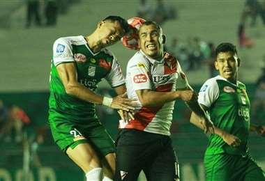 Oriente Petrolero y Always Ready pugnan por el Bolivia 3 para tener un rival más accesible con Millonario de Colombia. Foto: APG