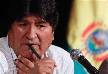 Evo Morales desde que salió de Bolivia no ha dejado de hacer política tanto en México como en Argentina | Foto: Archivo