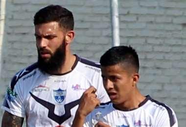 Alejandro Quintana cumplió su castigo por expulsión y jugará hoy en Sport Boys. Foto: Marka Registrada