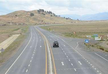Imagen referencial de carreteras (foto: ABC)