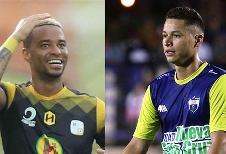 El brasileño Silva y el nacional Candia son las nuevas incorporaciones del equipo millonario de El Alto. Foto. Internet